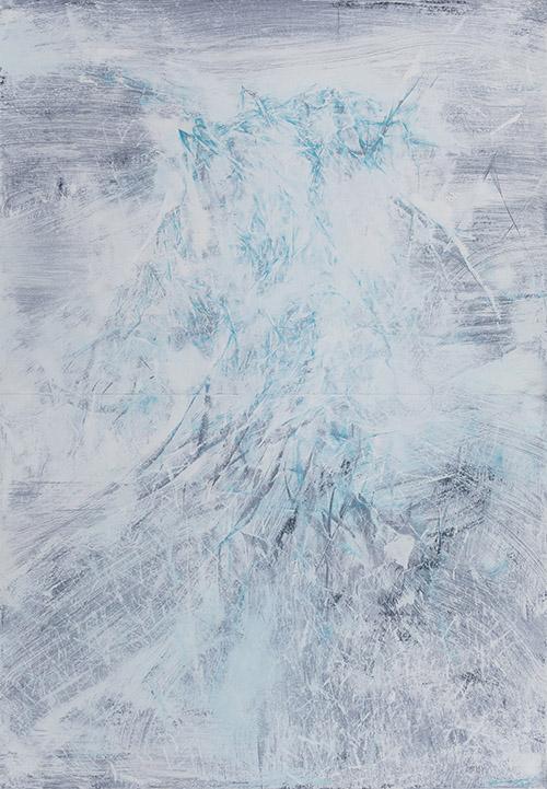 【存在计划-06】纸本油彩 107x152cm 2015王恺