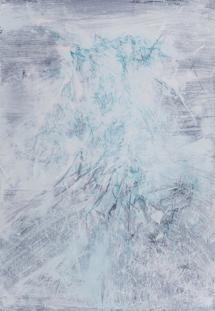 13【存在计划-06】纸本油彩 107x152cm 2015王恺